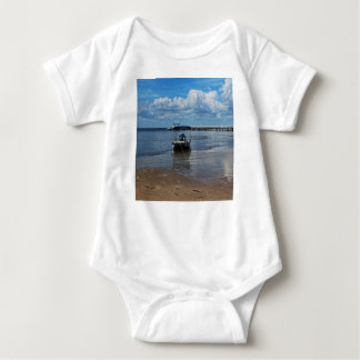 Proximity and Chance Baby Bodysuit