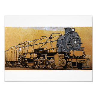 PRR L1s Mikado Steam Locomotive Photo Print