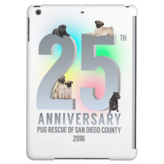 PRSDC 25th Anniversary Tees, GIfts Cover For iPad Air