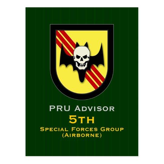 PRU Adv 3 Postcard