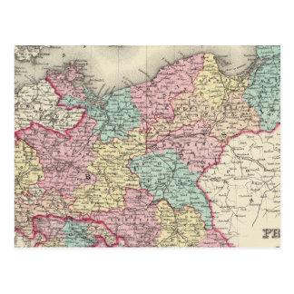 Prussia And Saxony Postcard