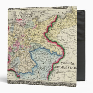 Prussia, And The German States Vinyl Binder