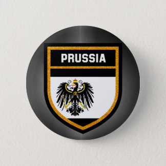 Prussia Flag 2 Inch Round Button