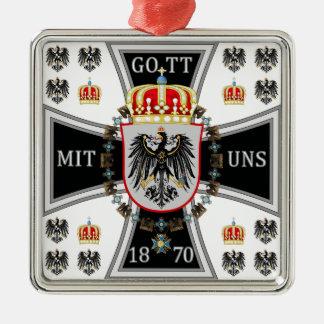 Prussia Metal Ornament