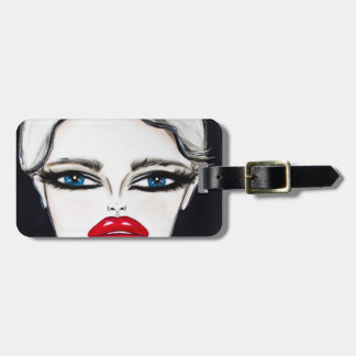 Prussian Blue - Wendy Buiter - 2016 Luggage Tag