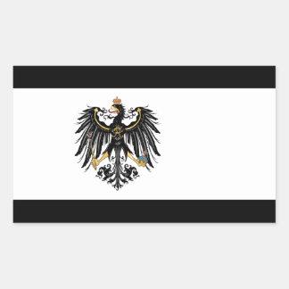Prussian Flag Sticker