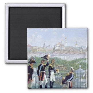 Prussian King Friedrich Wilhelm II Magnet