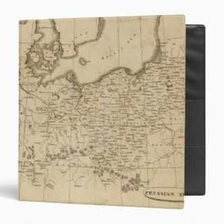 Prussian States 3 3 Ring Binder