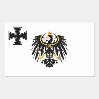 Prussian War Flag Sticker