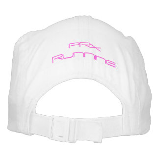PRx Hat Pink Logo