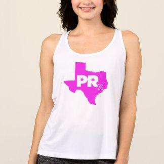 PRx Running Ladies' singlet Pink Tank Top