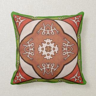 Prydnadskudde in samisk design! throw pillow