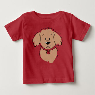 ps010 cute dog baby T-Shirt