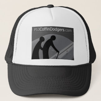 PS3 Coffin Dodgers Trucker Hat
