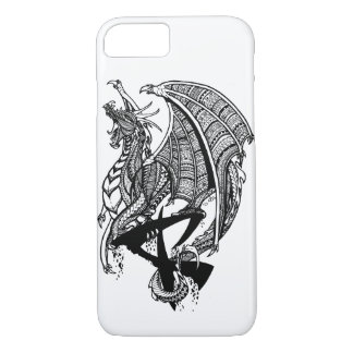PS dragon Case-Mate iPhone Case