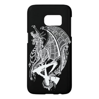 PS dragon Samsung Galaxy S7 Case