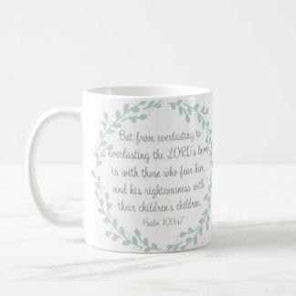 Psalm 103 Mug