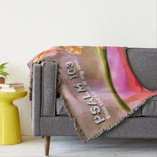 Psalm 103 Praise The Lord, My Soul Throw Blanket