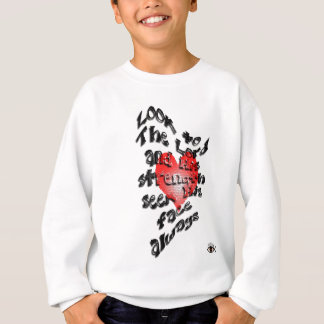 Psalm 1054 sweatshirt