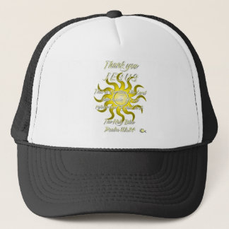Psalm 118 trucker hat