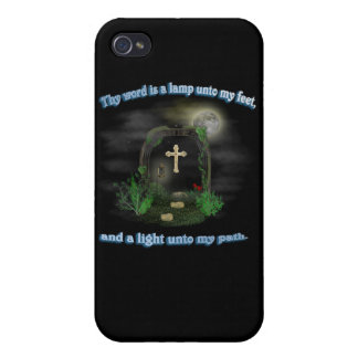Psalm 119  Christian items Cover For iPhone 4