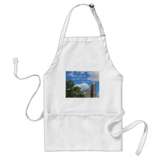 Psalm 145:10 All Thy works shall praise Thee Standard Apron