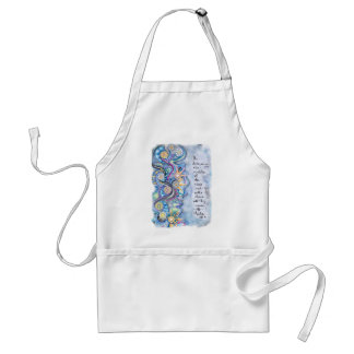 Psalm 147:4 He Calls The Stars by Name Standard Apron