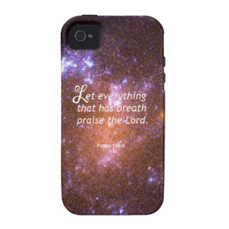 Psalm 150 6 iPhone 4 cases