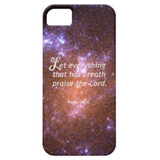 Psalm 150 6 iPhone 5 cover