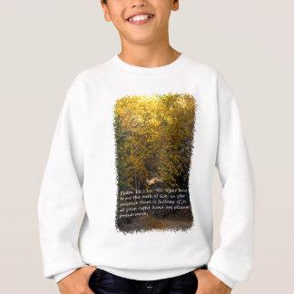 Psalm 16:11 path sweatshirt