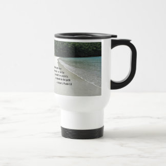 Psalm 1:1 Blessed is the man... Travel Mug