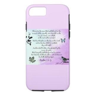 Psalm 1 iPhone 8/7 case