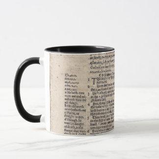 Psalm 23 Mug