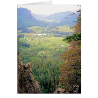 Psalm 23 - The Green Valley - Colorado Card