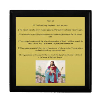 Psalm 23 The Lord is my Shepherd Gift Box