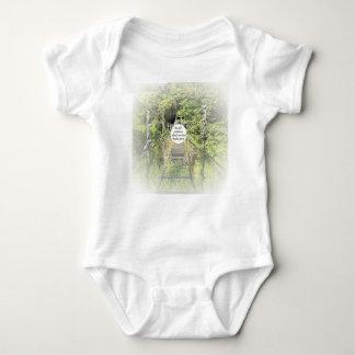 Psalm 46: 10 baby bodysuit