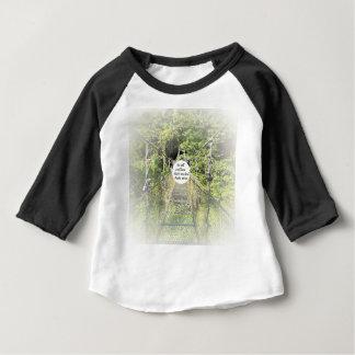 Psalm 46: 10 baby T-Shirt