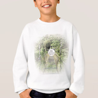 Psalm 46: 10 sweatshirt