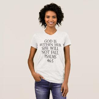 Psalm 46:5 T-Shirt