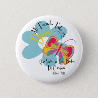 Psalm 7:10 2 inch round button