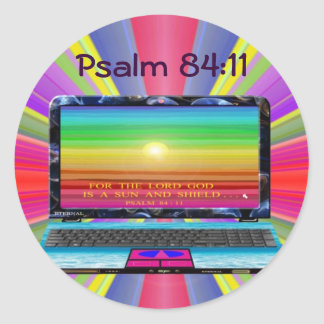 psalm 84:11 stickers