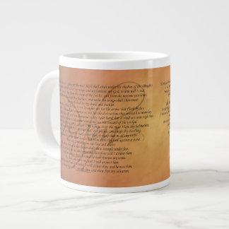 Psalm 91 Specialty Mug