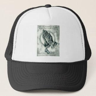 Psalm 91 trucker hat