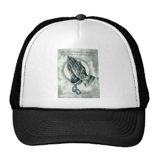 Psalm 91 trucker hat