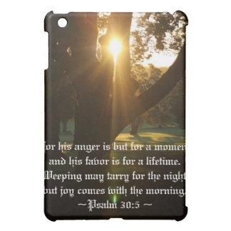 Psalm Morning Sun Quote  iPad Mini Covers
