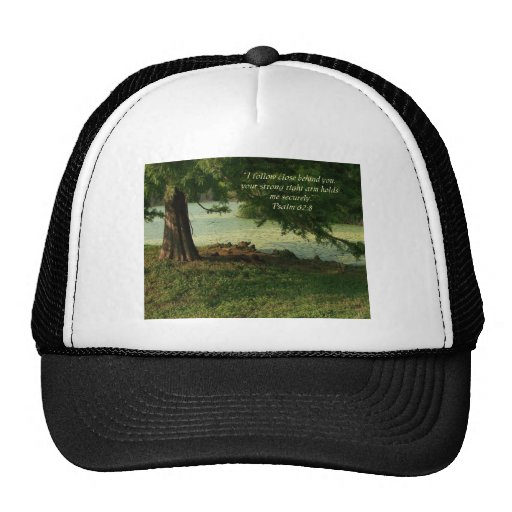 Psalm of Comfort Mesh Hat