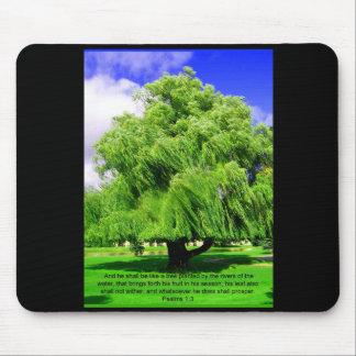 Psalms 1:3 Tree Mouse Pad