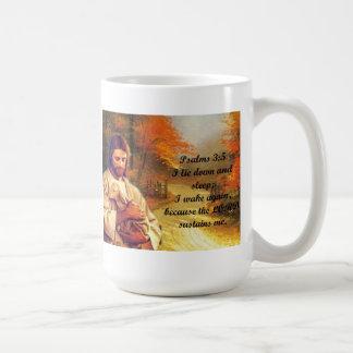 Psalms 3:5 Mug