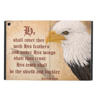 Psalms 91:4 iPad air covers