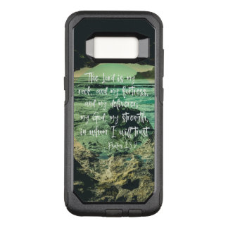 Psalms Bible Verse OtterBox Commuter Samsung Galaxy S8 Case